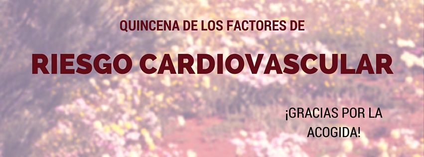 Las píldoras de los Factores de Riesgo Cardiovascular
