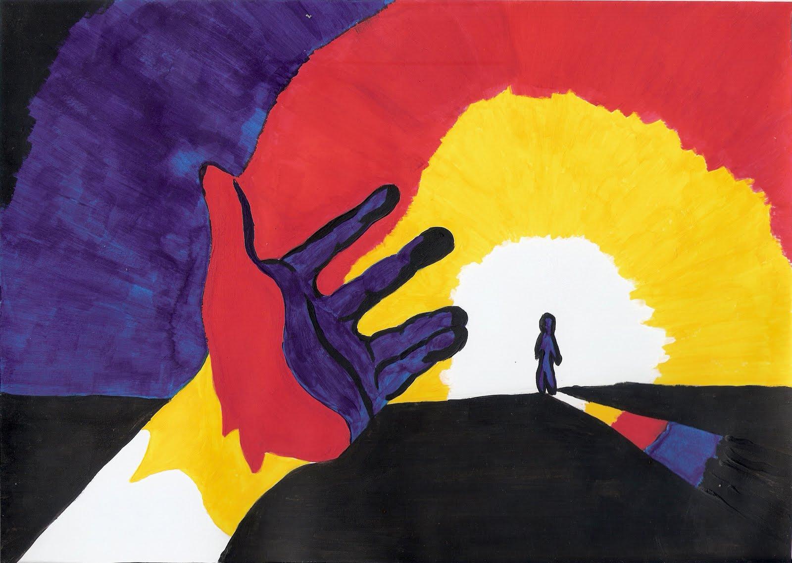 Fenómeno de Raynaud: blanco, azul y rojo