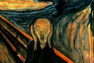 El grito. E. Munch
