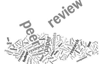 La revisión por pares (peer-review)